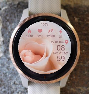 Garmin Watch Face - Soft Harmony