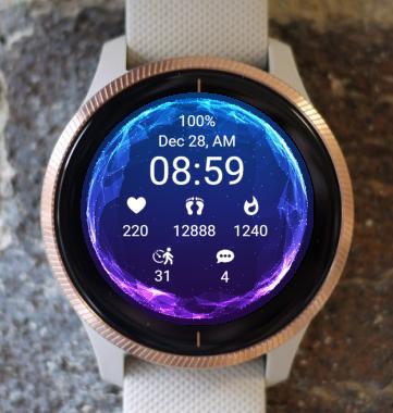 Garmin Watch Face - AWC-2240