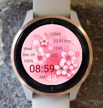 Garmin Watch Face - AWC-3000
