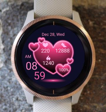 Garmin Watch Face - Only Love