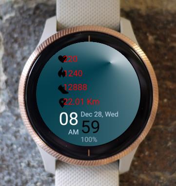 Garmin Watch Face - Is Coming