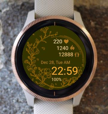 Garmin Watch Face - AWC-2233