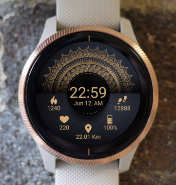 Garmin Watch Face - Pure G