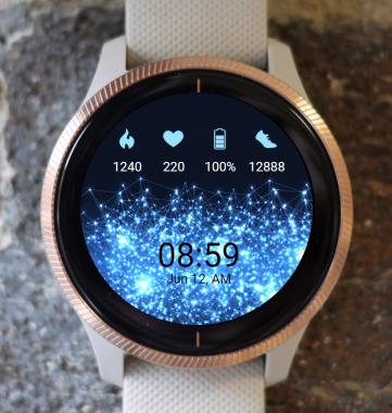 Garmin Watch Face - Starlight