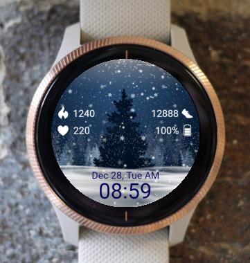 Garmin Watch Face - Awooche CT 01
